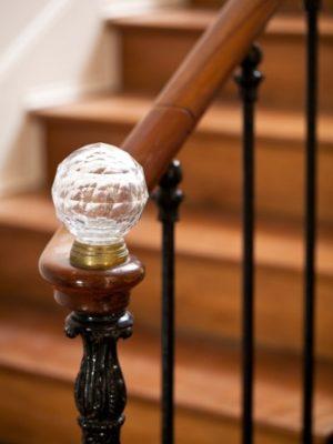 L'escalier - La Maison Jules - Chambres d'hôtes Touraine