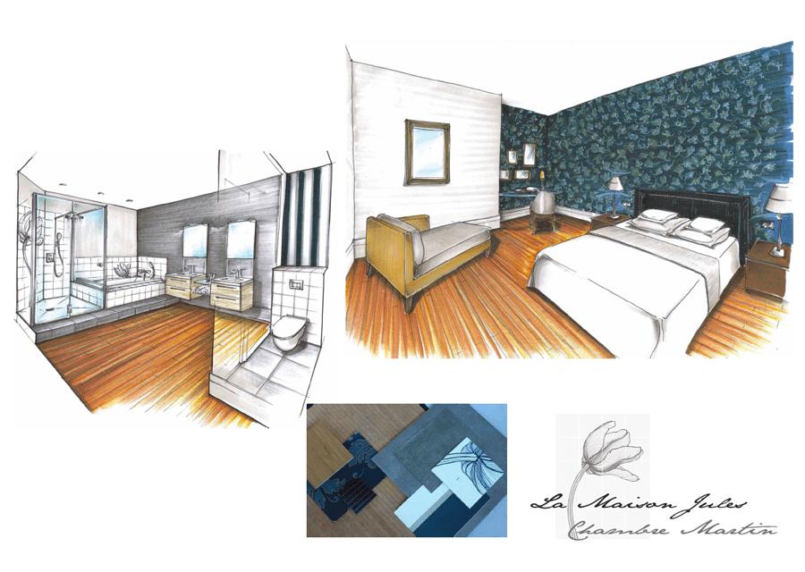 certificat excellence - La Maison Jules - chambres d'hôtes à Tours centre ville