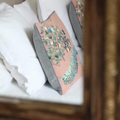 Chambre Léonard - La Maison Jules - Chambres d'hôtes à Tours-2