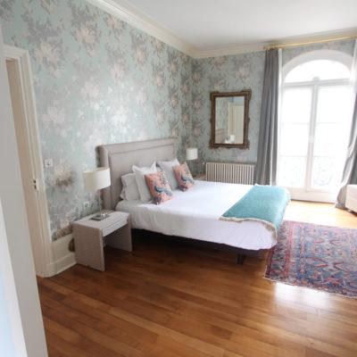 Chambre Léonard - La Maison Jules - Chambres d'hôtes à Tours-6